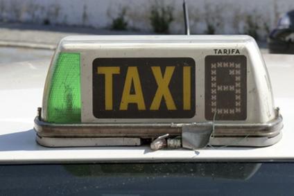 Aplicación para taxis de Adding Technology